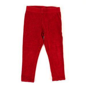 BABY BODEN leggings, girl's size 2-3Y